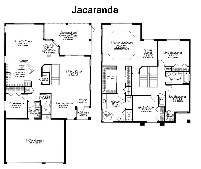 Botanica Lakes Floor Plans | Genice Sloan & ociates on biltmore estate elevation plans, vardo camper plans, floating dock plans, new house design plans,