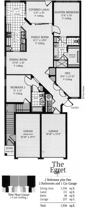 Colonial country club floor plans genice sloan associates for Colonial garage plans