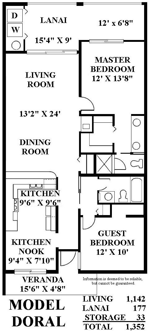 Cross Creek Floor Plans | Genice Sloan & Associates