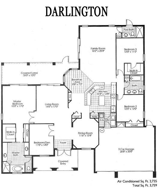 Legends Country Club Floor Plans Genice Sloan Associates